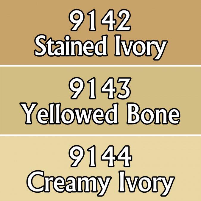 Ivory Bone Triad