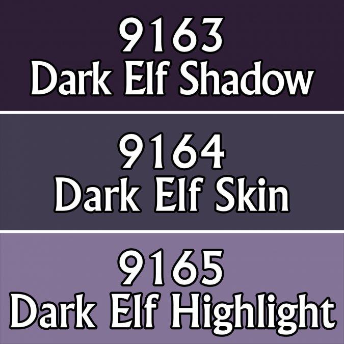 Dark Elf Skin
