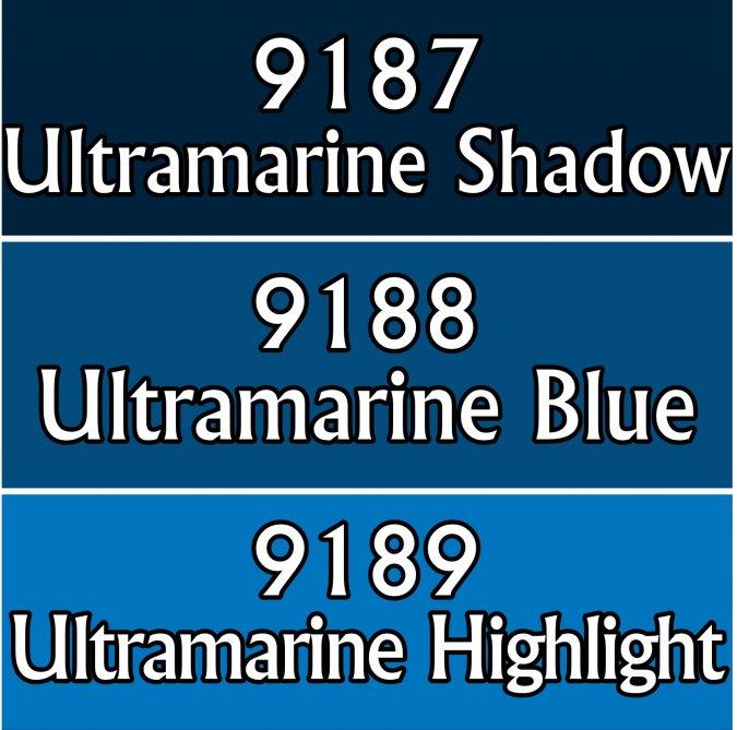 Ultramarine Blues