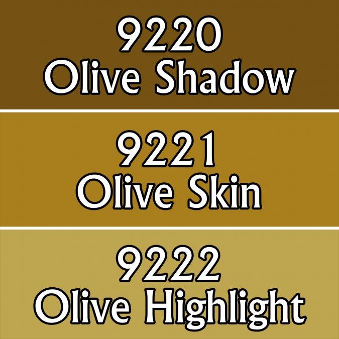 Olive Skintones
