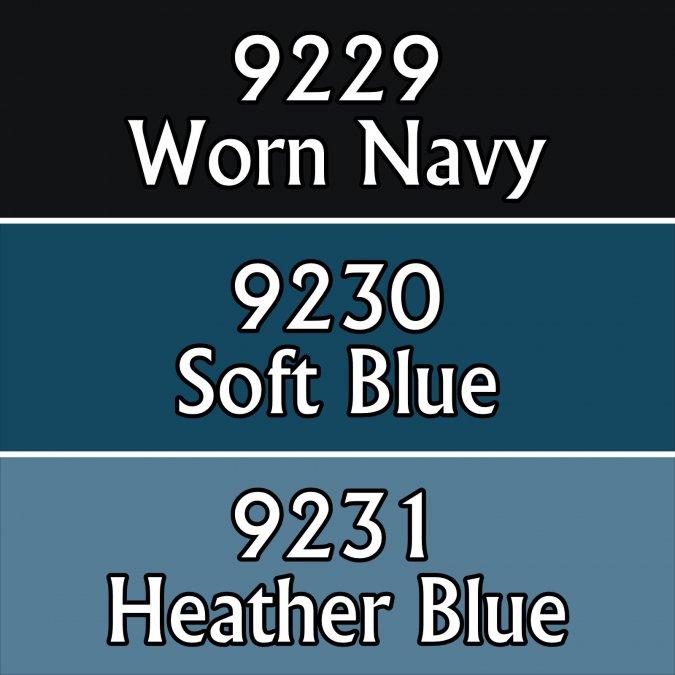 Weathered Blues