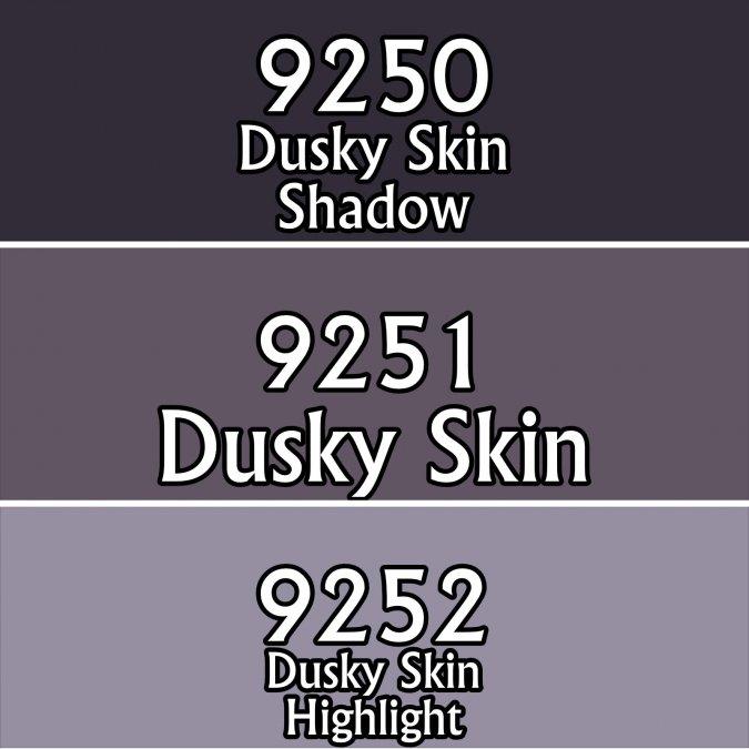 Dusky Skin