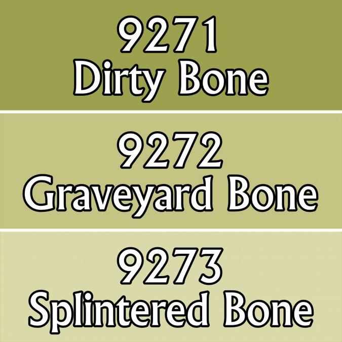 Neutral Bone Colors