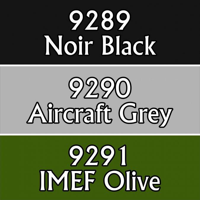 IMEF Colors Colors