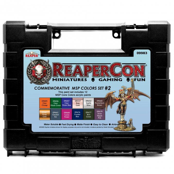 ReaperCon Commemorative Colors Set #2