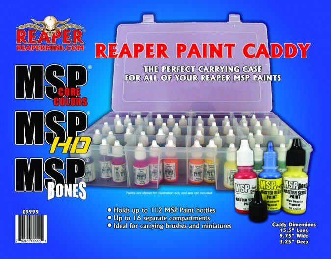 Reaper Paint Caddy