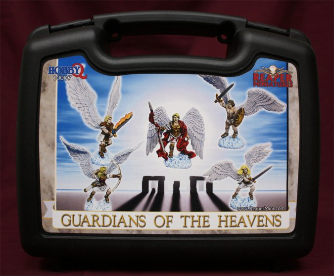 Guardians of the Heavens