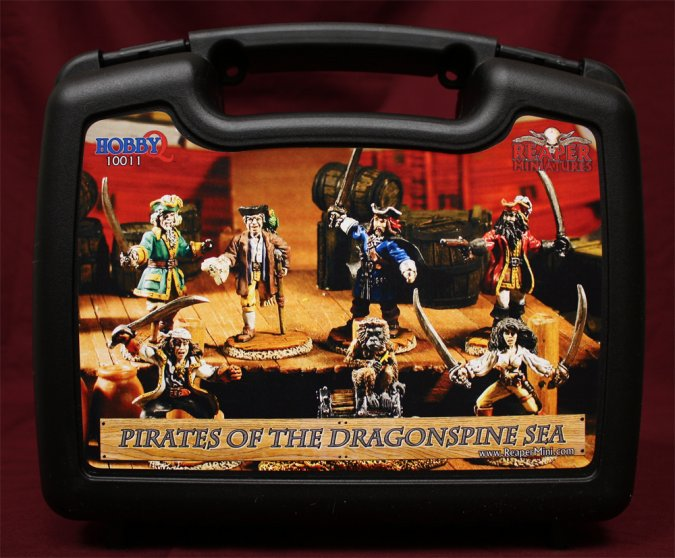 Pirates of the Dragonspine Sea