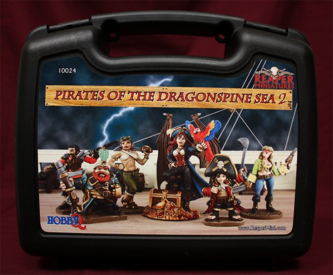 Pirates of the Dragonspine Sea II