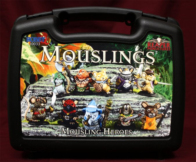 Mousling Heroes (10)