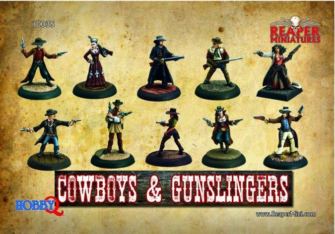 Cowboys & Gunslingers