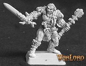 Grundor Hoardtaker, Mercenaries Sergeant