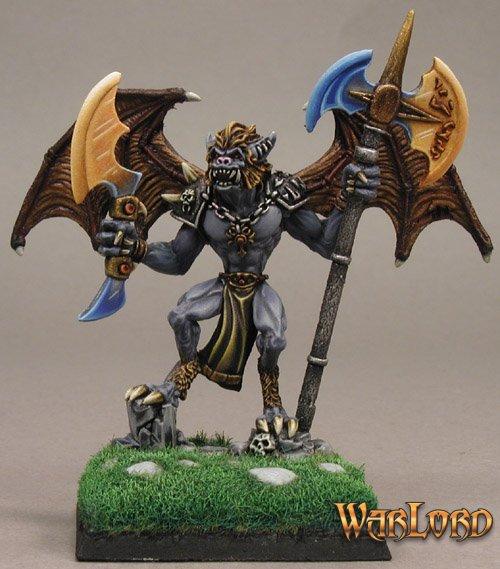 Eikar, Necropolis Sergeant