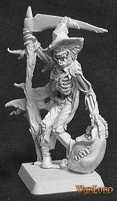 Gauntfield, Necropolis Hero
