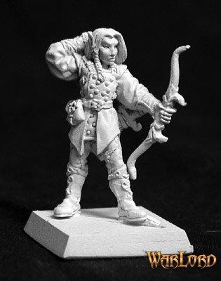 Niriodel, Elven Cleric