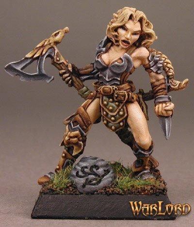 Arnise, Elven Sergeant