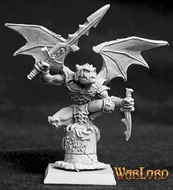 Gargoyle, Necropolis Monster