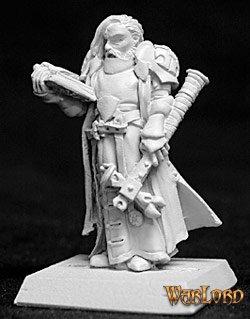 Halbarad, Crusaders Cleric