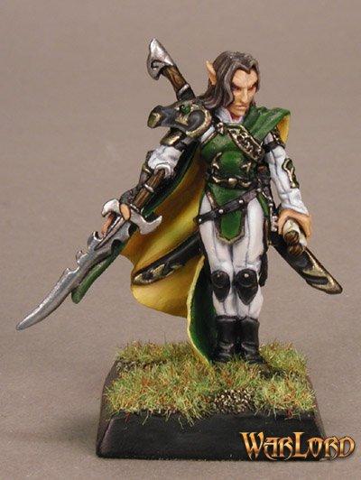 Ardynn, Elven Hero