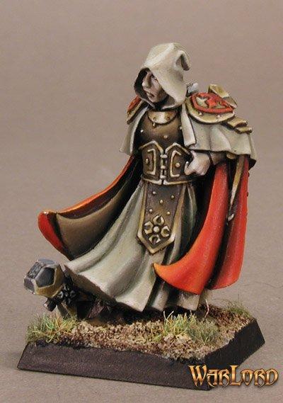 Sir Broderick, Crusaders Captain
