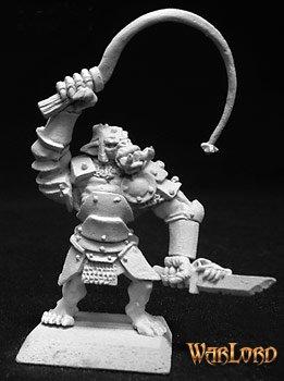 Kharg, Reven Sergeant