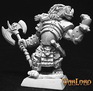 Varaug, Reven Warlord