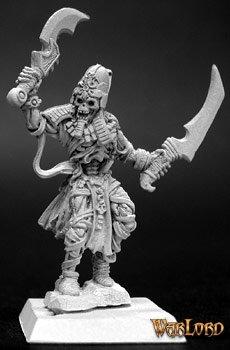Khadath, Nefsokar Captain