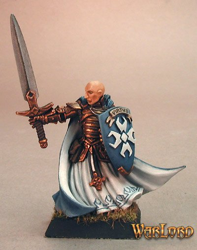 Sir Malcolm, Crusaders Sergeant
