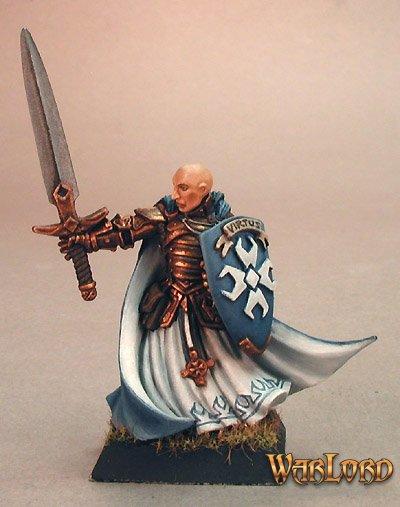 Sir Malcolm, Crusaders Sergeant