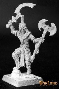 Khufu, Nefsokar Warlord