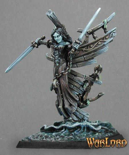 Dark Maiden, Razig Solo