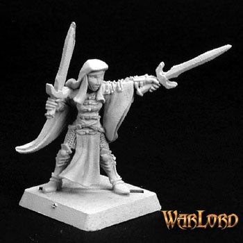 Majeda, Crusaders Sergeant