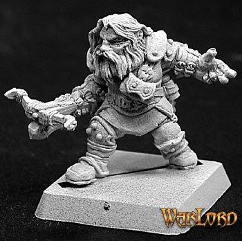 Snorri, Dwarf Solo