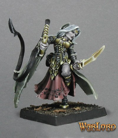 Elsabeth, Necropolis Captain