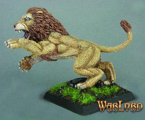 Celestial Lion, Crusaders Monster