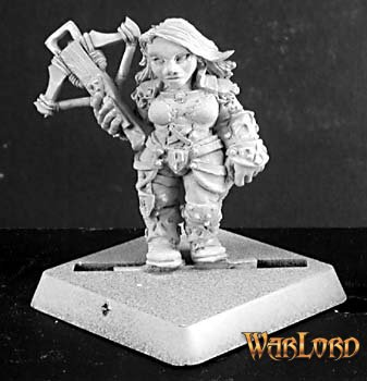 Kara Foehunter, Dwarf Hero