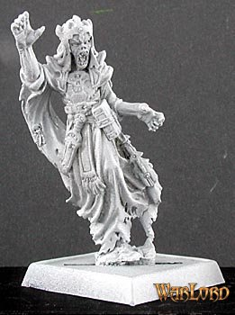 Moandain, Necropolis Warlord