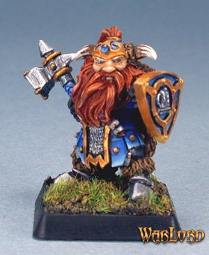Fulumbar, Dwarf Captain