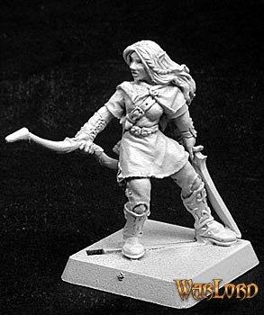 Selwyn, Elven Captain