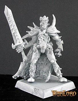 Dauron, Necropolis Hero