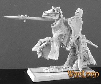 Gadrun, Necropolis Sergeant