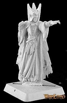 Tharian, Necropolis Mage
