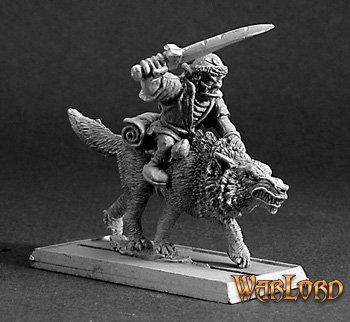 Goblin Beast Rider,Reven Adept
