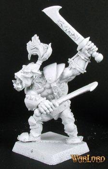 Gaaguk, Bull Orc,Reven Hero