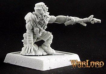 Gonda the Goblin, Reven Cleric