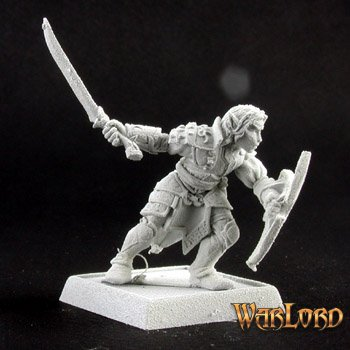 Meridh, Elven Sergeant