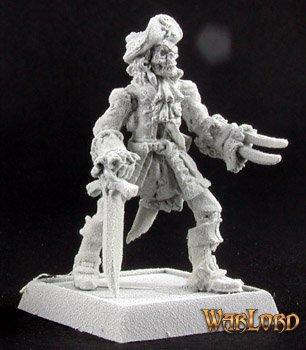 Baron LeBone, Razig Captain