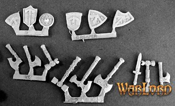 Dwarven Weapons (15)