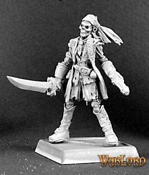 Blackknife, Razig Sergeant