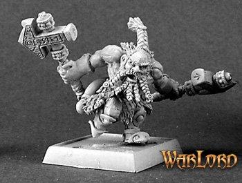 Logan, Dwarf Warlord